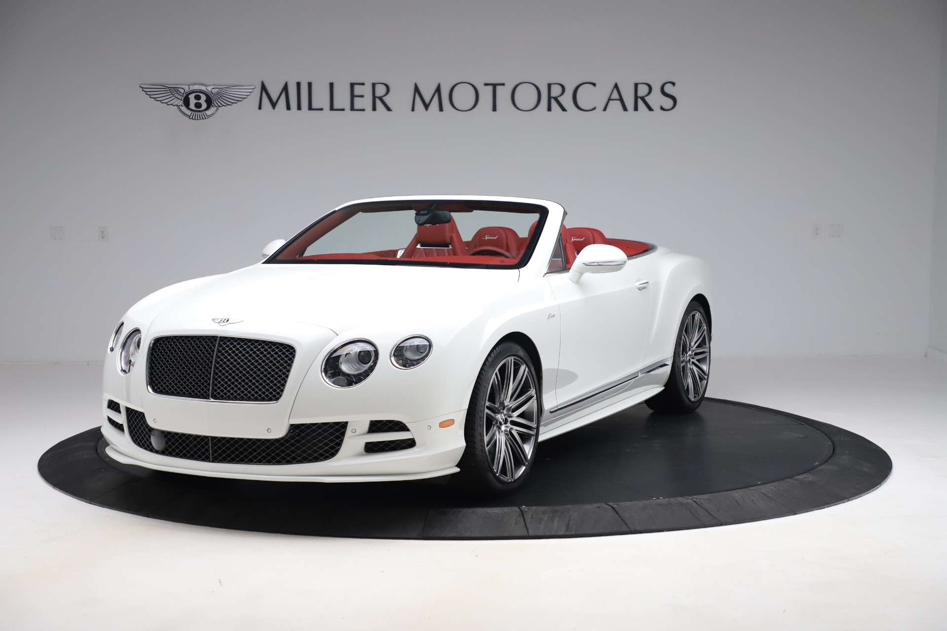 Used 2015 Bentley Continental GTC Speed for sale $129,900 at Bentley Greenwich in Greenwich CT 06830 1