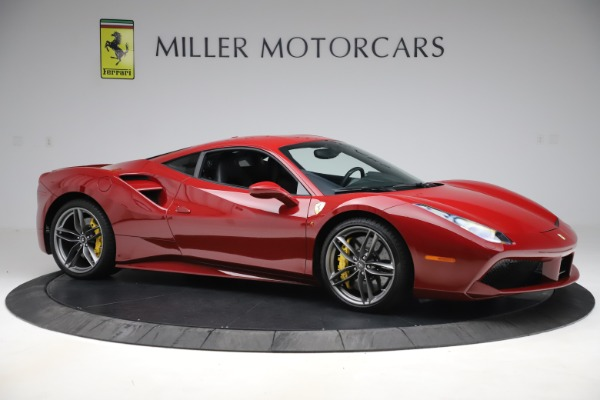 Used 2019 Ferrari 488 GTB for sale $274,900 at Bentley Greenwich in Greenwich CT 06830 10