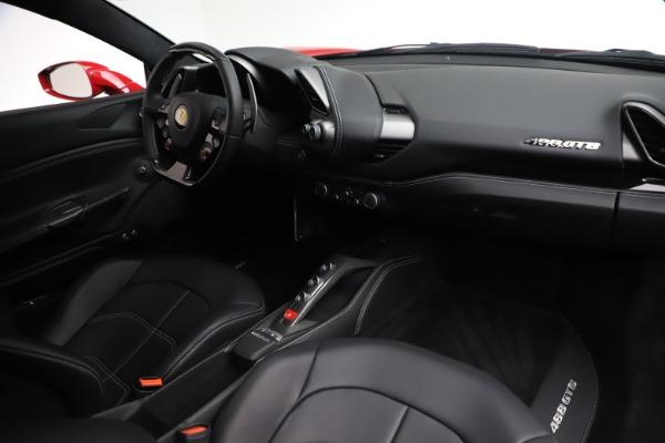 Used 2019 Ferrari 488 GTB for sale $274,900 at Bentley Greenwich in Greenwich CT 06830 17