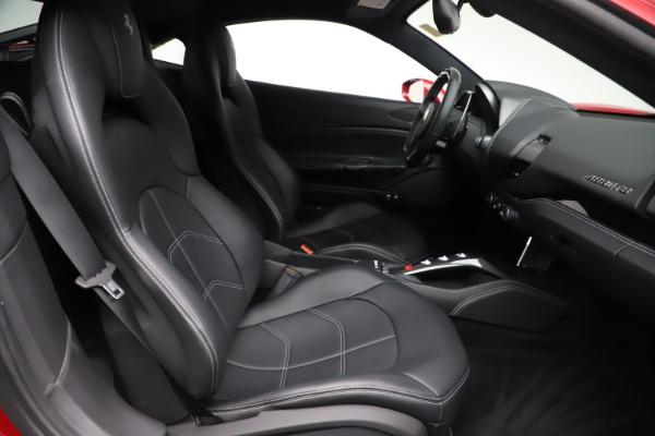 Used 2019 Ferrari 488 GTB for sale $274,900 at Bentley Greenwich in Greenwich CT 06830 18