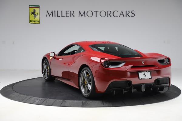 Used 2019 Ferrari 488 GTB for sale $274,900 at Bentley Greenwich in Greenwich CT 06830 5
