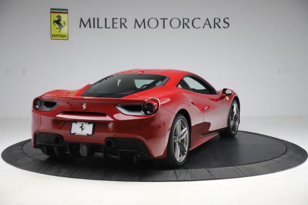 Used 2019 Ferrari 488 GTB for sale $274,900 at Bentley Greenwich in Greenwich CT 06830 7