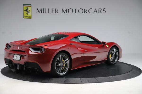 Used 2019 Ferrari 488 GTB for sale $274,900 at Bentley Greenwich in Greenwich CT 06830 8