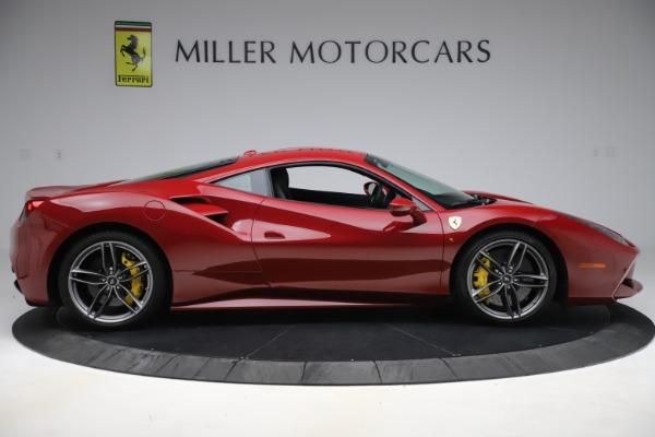 Used 2019 Ferrari 488 GTB for sale $274,900 at Bentley Greenwich in Greenwich CT 06830 9