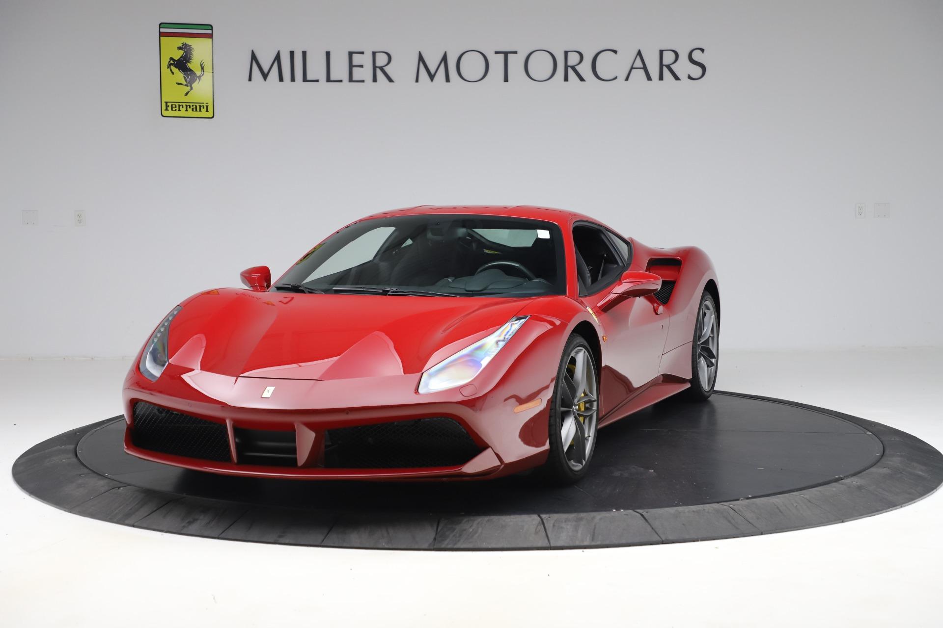Used 2019 Ferrari 488 GTB for sale $274,900 at Bentley Greenwich in Greenwich CT 06830 1