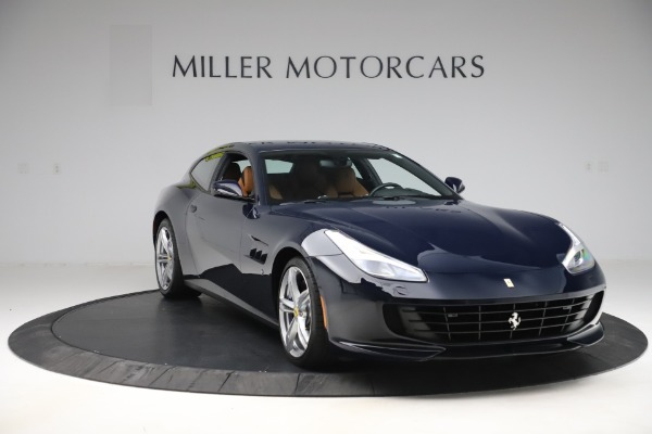 Used 2017 Ferrari GTC4Lusso for sale $231,900 at Bentley Greenwich in Greenwich CT 06830 11