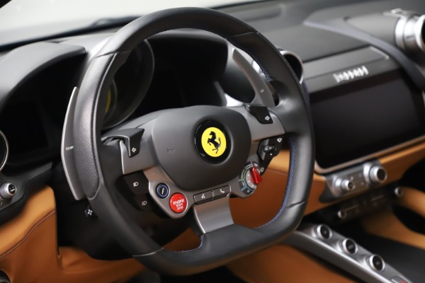 Used 2017 Ferrari GTC4Lusso for sale $231,900 at Bentley Greenwich in Greenwich CT 06830 17