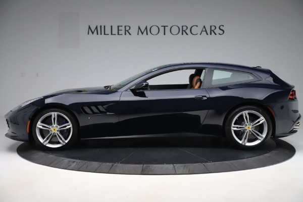 Used 2017 Ferrari GTC4Lusso for sale $231,900 at Bentley Greenwich in Greenwich CT 06830 3