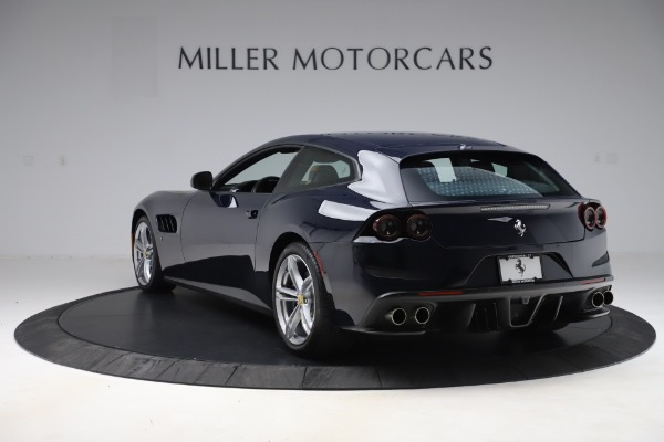 Used 2017 Ferrari GTC4Lusso for sale $231,900 at Bentley Greenwich in Greenwich CT 06830 5