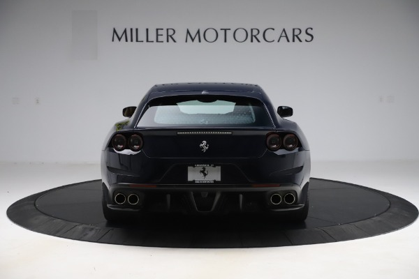Used 2017 Ferrari GTC4Lusso for sale $231,900 at Bentley Greenwich in Greenwich CT 06830 6