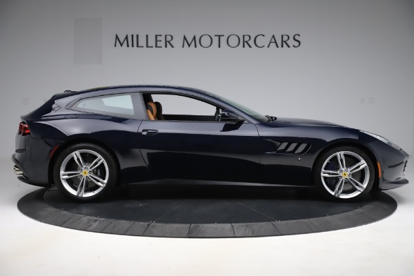 Used 2017 Ferrari GTC4Lusso for sale $231,900 at Bentley Greenwich in Greenwich CT 06830 9