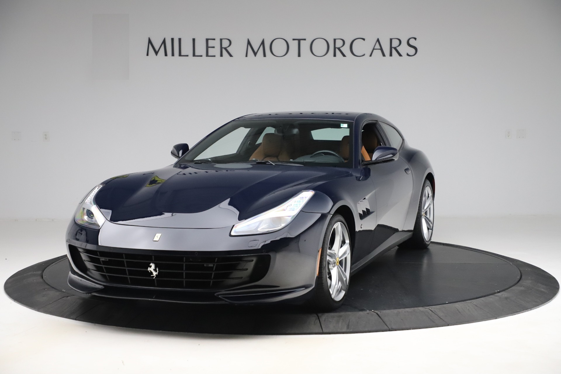 Used 2017 Ferrari GTC4Lusso for sale $231,900 at Bentley Greenwich in Greenwich CT 06830 1