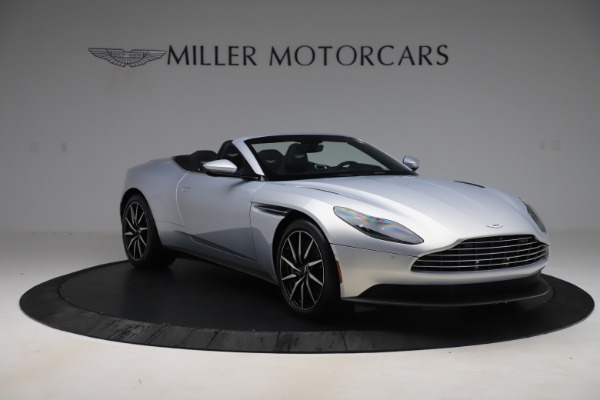 Used 2020 Aston Martin DB11 Volante Convertible for sale $240,411 at Bentley Greenwich in Greenwich CT 06830 10