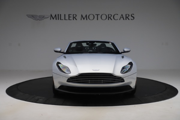 Used 2020 Aston Martin DB11 Volante Convertible for sale $240,411 at Bentley Greenwich in Greenwich CT 06830 11