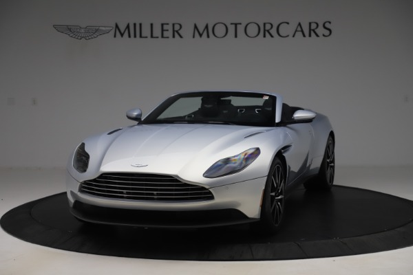 Used 2020 Aston Martin DB11 Volante Convertible for sale $240,411 at Bentley Greenwich in Greenwich CT 06830 12