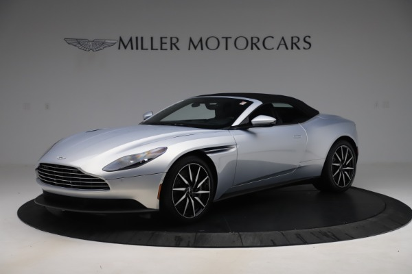 Used 2020 Aston Martin DB11 Volante Convertible for sale $240,411 at Bentley Greenwich in Greenwich CT 06830 13
