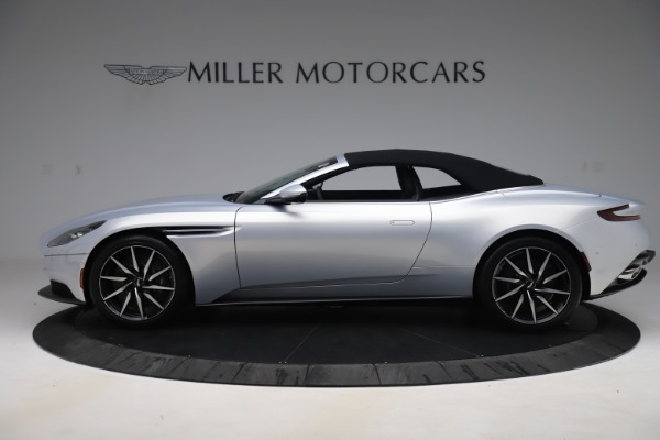 Used 2020 Aston Martin DB11 Volante Convertible for sale $240,411 at Bentley Greenwich in Greenwich CT 06830 14