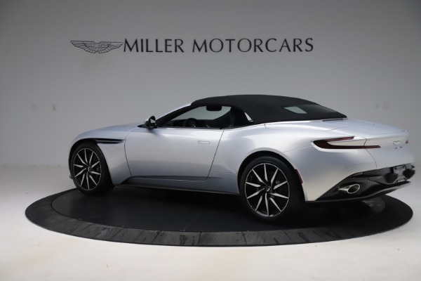 Used 2020 Aston Martin DB11 Volante Convertible for sale $240,411 at Bentley Greenwich in Greenwich CT 06830 15