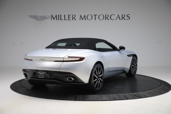Used 2020 Aston Martin DB11 Volante Convertible for sale $240,411 at Bentley Greenwich in Greenwich CT 06830 16