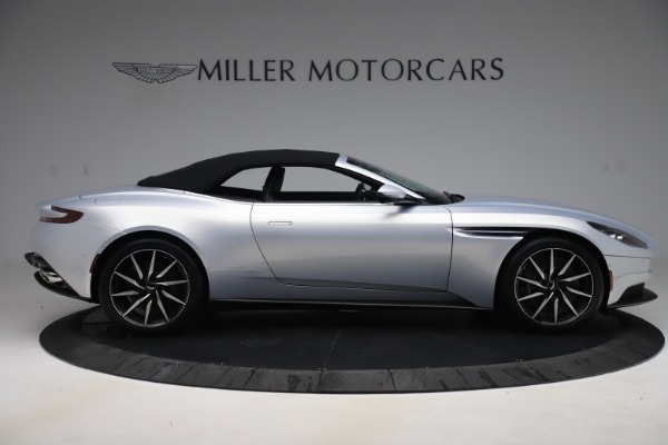 Used 2020 Aston Martin DB11 Volante Convertible for sale $240,411 at Bentley Greenwich in Greenwich CT 06830 17
