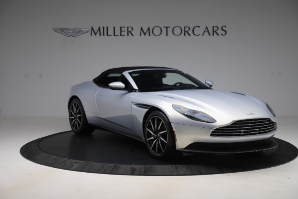 Used 2020 Aston Martin DB11 Volante Convertible for sale $240,411 at Bentley Greenwich in Greenwich CT 06830 18