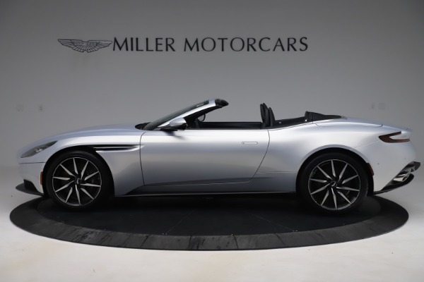 Used 2020 Aston Martin DB11 Volante Convertible for sale $240,411 at Bentley Greenwich in Greenwich CT 06830 2