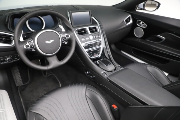 Used 2020 Aston Martin DB11 Volante Convertible for sale $240,411 at Bentley Greenwich in Greenwich CT 06830 21