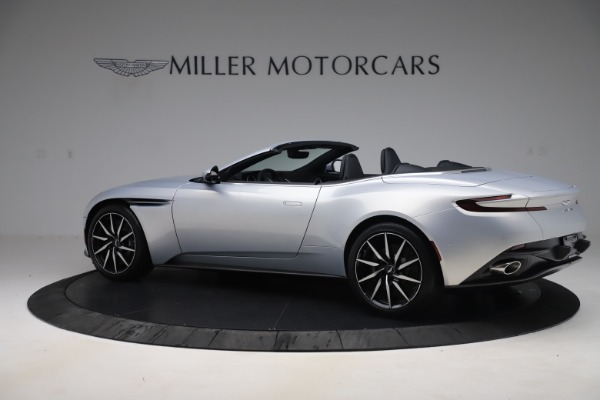 Used 2020 Aston Martin DB11 Volante Convertible for sale $240,411 at Bentley Greenwich in Greenwich CT 06830 3