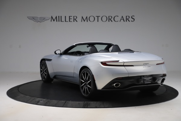Used 2020 Aston Martin DB11 Volante Convertible for sale $240,411 at Bentley Greenwich in Greenwich CT 06830 4