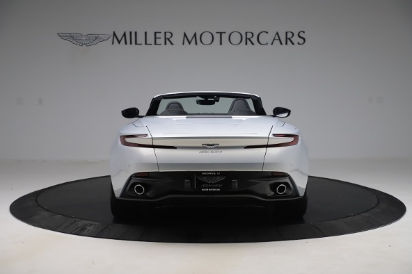 Used 2020 Aston Martin DB11 Volante Convertible for sale $240,411 at Bentley Greenwich in Greenwich CT 06830 5