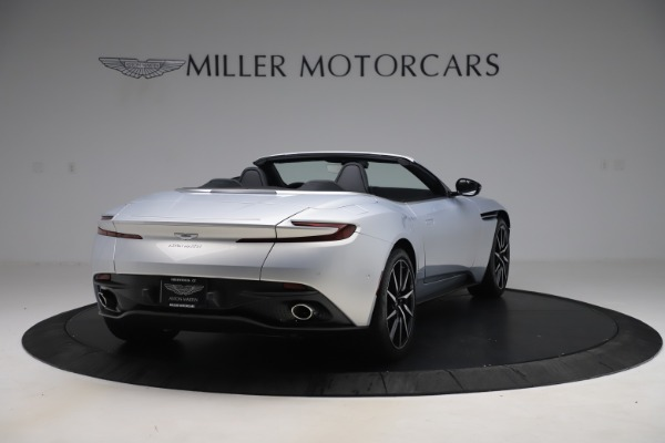 Used 2020 Aston Martin DB11 Volante Convertible for sale $240,411 at Bentley Greenwich in Greenwich CT 06830 6