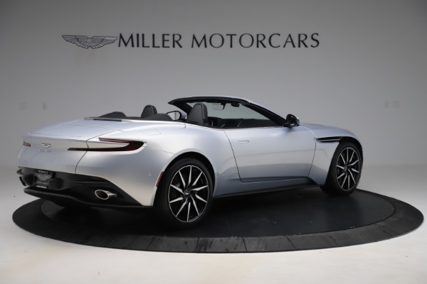 Used 2020 Aston Martin DB11 Volante Convertible for sale $240,411 at Bentley Greenwich in Greenwich CT 06830 7