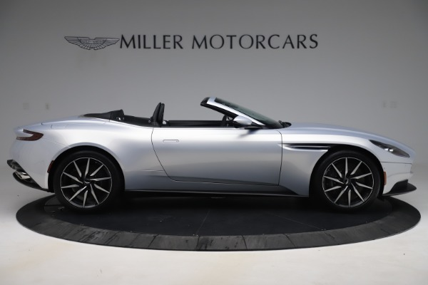 Used 2020 Aston Martin DB11 Volante Convertible for sale $240,411 at Bentley Greenwich in Greenwich CT 06830 8