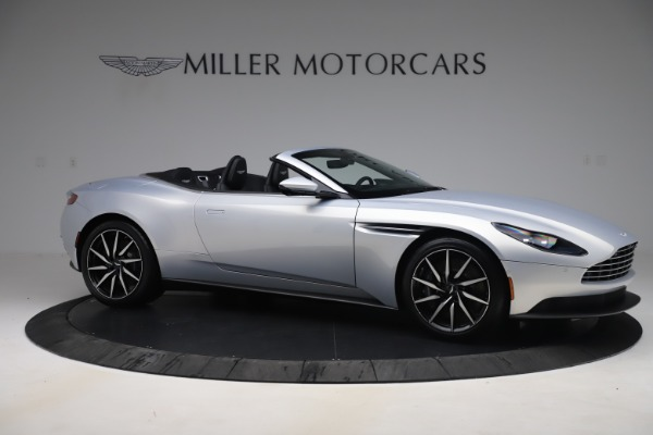Used 2020 Aston Martin DB11 Volante Convertible for sale $240,411 at Bentley Greenwich in Greenwich CT 06830 9