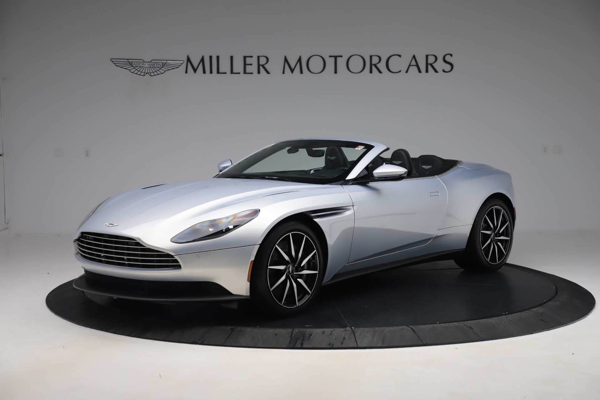 Used 2020 Aston Martin DB11 Volante Convertible for sale $240,411 at Bentley Greenwich in Greenwich CT 06830 1