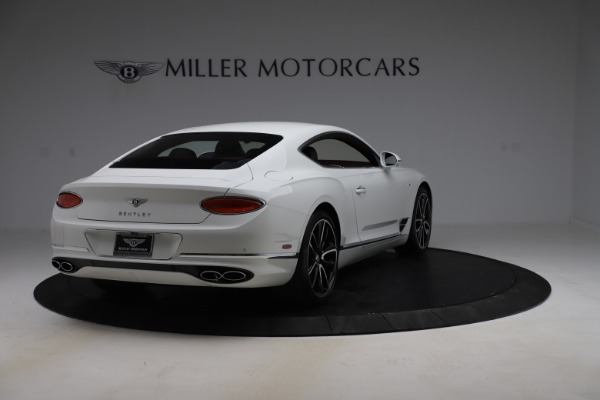 New 2020 Bentley Continental GT V8 for sale $261,360 at Bentley Greenwich in Greenwich CT 06830 10