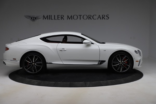 New 2020 Bentley Continental GT V8 for sale $261,360 at Bentley Greenwich in Greenwich CT 06830 11