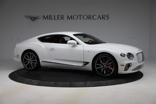 New 2020 Bentley Continental GT V8 for sale $261,360 at Bentley Greenwich in Greenwich CT 06830 12