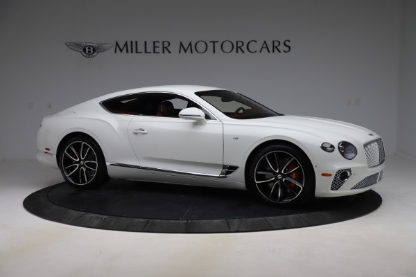 New 2020 Bentley Continental GT V8 for sale $261,360 at Bentley Greenwich in Greenwich CT 06830 13