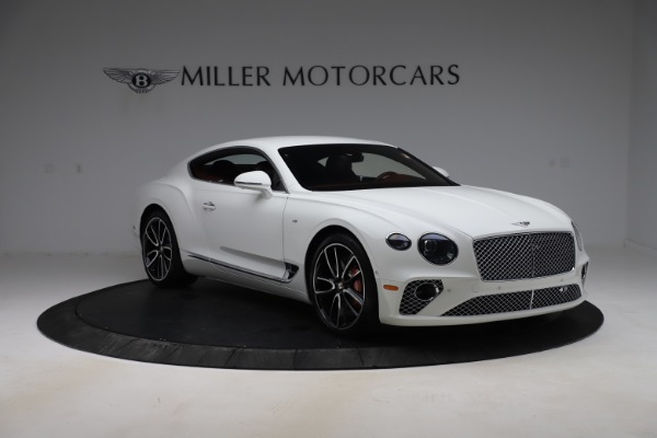 New 2020 Bentley Continental GT V8 for sale $261,360 at Bentley Greenwich in Greenwich CT 06830 14