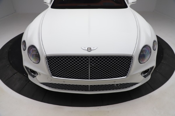New 2020 Bentley Continental GT V8 for sale $261,360 at Bentley Greenwich in Greenwich CT 06830 16
