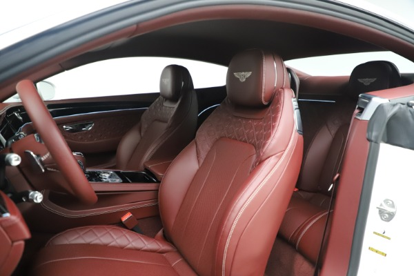 New 2020 Bentley Continental GT V8 for sale $261,360 at Bentley Greenwich in Greenwich CT 06830 23