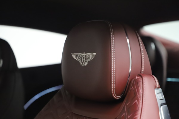 New 2020 Bentley Continental GT V8 for sale $261,360 at Bentley Greenwich in Greenwich CT 06830 24
