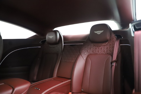 New 2020 Bentley Continental GT V8 for sale $261,360 at Bentley Greenwich in Greenwich CT 06830 26