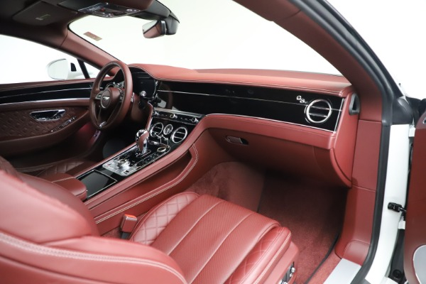 New 2020 Bentley Continental GT V8 for sale $261,360 at Bentley Greenwich in Greenwich CT 06830 28