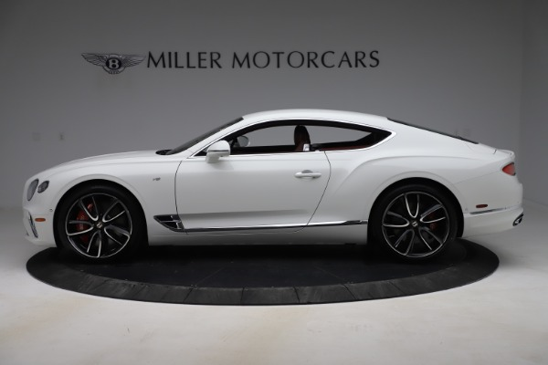 New 2020 Bentley Continental GT V8 for sale $261,360 at Bentley Greenwich in Greenwich CT 06830 4