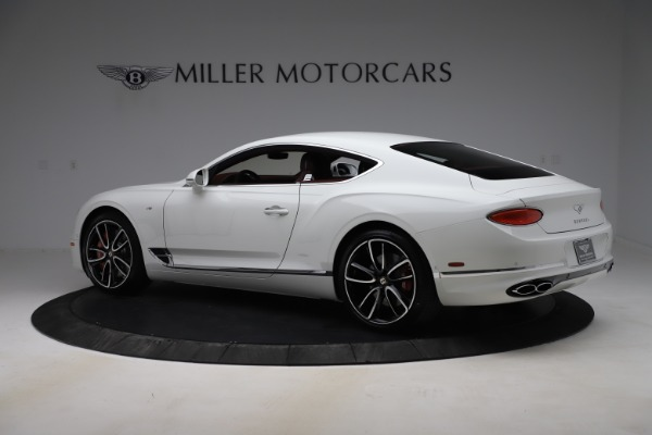 New 2020 Bentley Continental GT V8 for sale $261,360 at Bentley Greenwich in Greenwich CT 06830 5