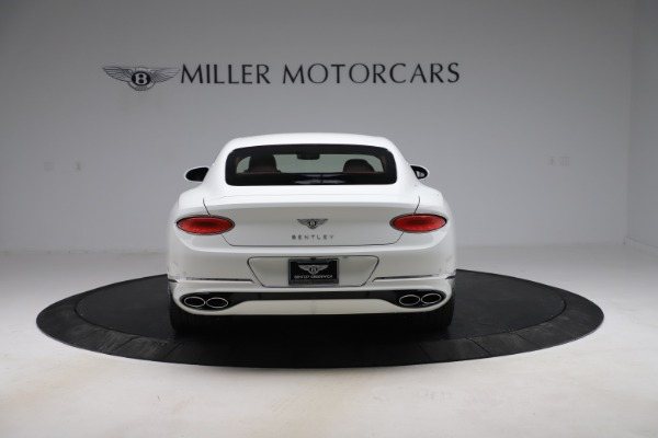 New 2020 Bentley Continental GT V8 for sale $261,360 at Bentley Greenwich in Greenwich CT 06830 8
