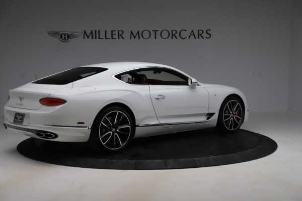 New 2020 Bentley Continental GT V8 for sale $261,360 at Bentley Greenwich in Greenwich CT 06830 9