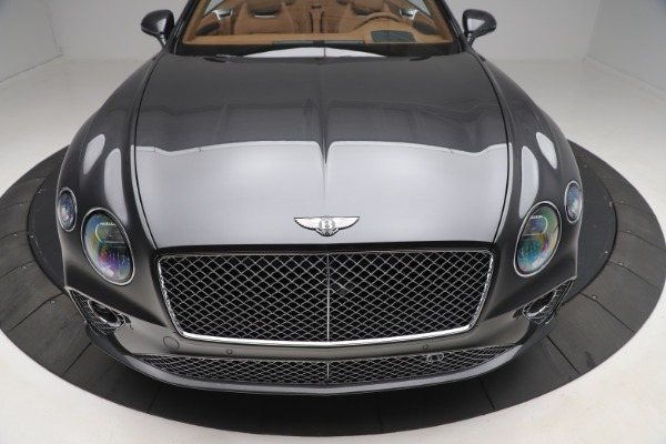 New 2020 Bentley Continental GTC V8 for sale $266,665 at Bentley Greenwich in Greenwich CT 06830 12
